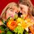 mothers or birthday   flowers and women stock photo © kzenon