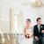 lo · sposo · attesa · sposa · bella · wedding · Coppia - foto d'archivio © kzenon