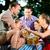 пива · саду · друзей · питьевой · свежие - Сток-фото © Kzenon
