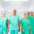 problémás · nővér · visel · cserjék · kórház · szoba - stock fotó © kzenon