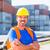 деловой · человек · судоходства · портрет · взрослый · бизнесмен - Сток-фото © kzenon