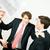 gente · de · negocios · conflicto · problema · de · trabajo · equipo · negocios - foto stock © kzenon
