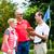 старший · женщину · гольф · гольф · спорт · фитнес - Сток-фото © kzenon