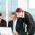 ビジネスの方々 ·  · チーム · 会議 · オフィス · ビジネス · ノートパソコン - ストックフォト © Kzenon