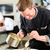chef · ristorante · cucina · hotel · cottura - foto d'archivio © kzenon