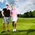 golf · 22 · hombre · jugando · verde · relajarse - foto stock © kzenon