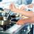 Asya · şefler · pişirme · restoran · eller - stok fotoğraf © Kzenon