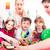 verjaardag · ballonnen · kleurrijk · boter · room - stockfoto © kzenon