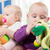 babies with pacifier in toddler group playing with toys stock photo © kzenon