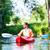 homem · rio · masculino · vermelho · inflável · canoa - foto stock © kzenon