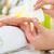 nő · manikűrös · manikűr · kezek · nők · szépség - stock fotó © Kzenon