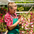 植木屋 · 市場 · 庭園 · 女性 · 花屋 - ストックフォト © kzenon