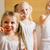 Kind · Pinsel · Zähne · wenig · Gesicht · glücklich - stock foto © kzenon