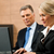 Lawyer with his secretary stock photo © Kzenon