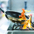 szakács · étterem · konyha · főzés · ázsiai · indonéz - stock fotó © kzenon