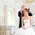 невеста · белое · платье · свадьба · улыбка · вечеринка · любви - Сток-фото © kzenon