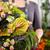 femme · fleuriste · travail · nature · maison - photo stock © kzenon
