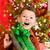 açılış · Noel · hediyeler · portre · mutlu - stok fotoğraf © kzenon