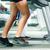 vrouw · been · centimeter · lopen · gymnasium · model - stockfoto © kzenon