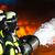 bombeiro · bombeiros · grande · em · pé · desgaste - foto stock © kzenon