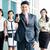 руководитель · профессиональных · офисное · здание · индийской · бизнеса · человека - Сток-фото © kzenon