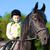 лошади · луговой · еды · трава · природы · горные - Сток-фото © kzenon