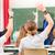 учитель · воспитывать · преподавания · класс · школы - Сток-фото © Kzenon