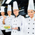 chef · restaurante · cocina · estufa · pan · fuego - foto stock © kzenon