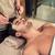 jonge · man · Maakt · een · reservekopie · massage · spa · centrum - stockfoto © kzenon