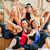 zumba · jeunes · danse · studio · gymnase · sport - photo stock © Kzenon