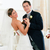 bruiloft · dans · mooie · jonge · newlywed · paar - stockfoto © kzenon