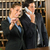 hotel · recepcionista · telefone · secretária · trabalhar - foto stock © kzenon