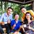 groep · jongeren · asian · coffeeshop · vrienden · collega's - stockfoto © kzenon