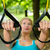 woman doing suspension sling trainer sport stock photo © kzenon