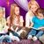 чтение · матери · девочку · обучения · читать · семьи - Сток-фото © kzenon