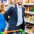 hombre · nino · frescos · departamento · supermercado · mirando - foto stock © kzenon