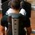 férfi · emel · súlyok · láb · sajtó · sport - stock fotó © kzenon