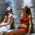 couple in wellness spa steam bath stock photo © kzenon