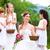 menyasszony · esküvő · szeretet · portré · jövő · nevet - stock fotó © kzenon