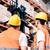 trabajador · equipo · toma · logística · almacén - foto stock © kzenon