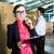 обслуживание · клиентов · азиатских · логистика · склад · молодые · женщину - Сток-фото © kzenon