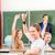 教師 · 教育する · 教育 · クラス · 学校 - ストックフォト © Kzenon