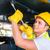 Asia · mecánico · construcción · vehículo · motor - foto stock © kzenon