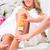 nő · gyantázás · haj · eltávolítás · szépség · szín - stock fotó © Kzenon