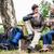 backpacker · paar · wandelen · parcours · koffie - stockfoto © kzenon