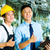 werknemer · productie · manager · eigenaar · ceo - stockfoto © kzenon