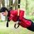 man doing fitness sling training outdoors stock photo © kzenon