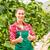 женщины · коммерческих · садовник · теплица · растительное - Сток-фото © Kzenon