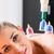 terapia · caucasiano · feminino · mulher · corpo - foto stock © kzenon