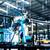 сварки · свет · технологий · мужчин · завода · рабочих - Сток-фото © kzenon